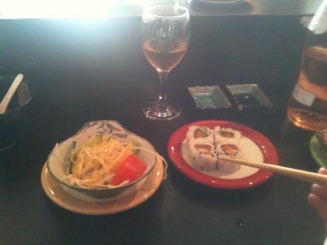 Mercredi 18 décembre - Buffet japonais (3)